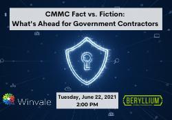CMMC Fact vs Fiction - Newsletter