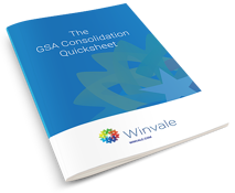 The GSA Consolidation Quicksheet