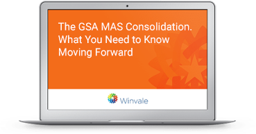 The GSA MAS Consolidation. What You Need to Know Moving Forward