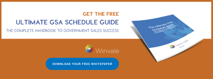 Download the Ultimate GSA Schedule Guide - The Complete Handbook For Government Sales Sucess