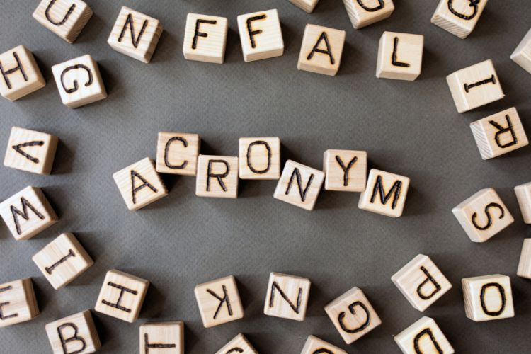 25 Government Contracting Acronyms and Abbreviations