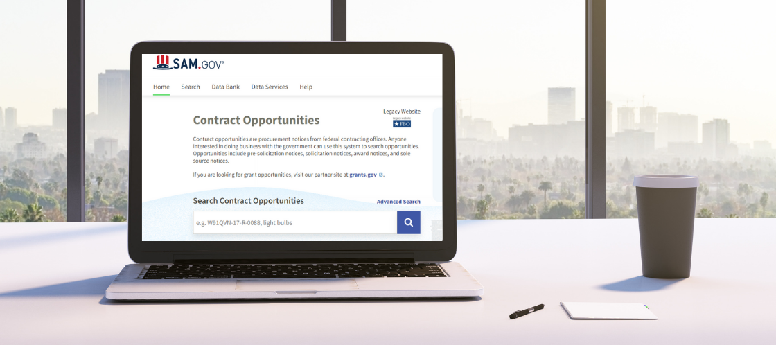 How to Find Government Contract Opportunities on SAM.gov