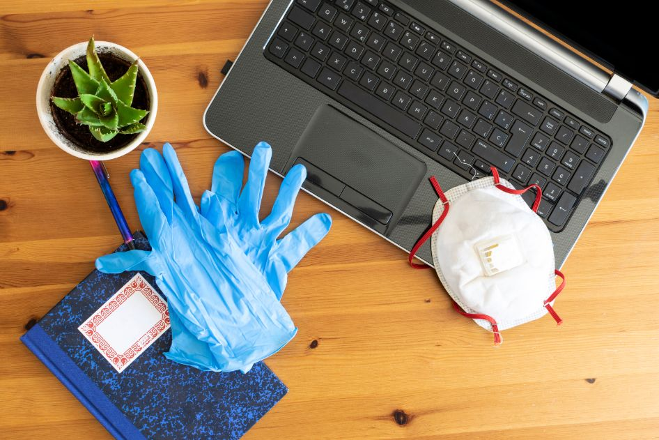 Top Five PPE Items to Purchase for Your Office
